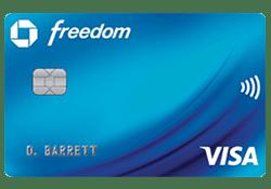 Chase Freedom® logo