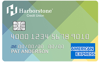 Harborstone Credit Union Cash Rewards American Express® Card review
