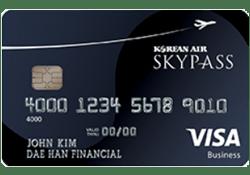 SKYPASS Visa Business Card logo