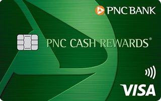 PNC Cash Rewards® Visa® Credit Card review