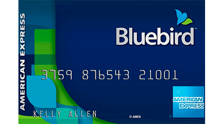 Bluebird prepaid debit card review