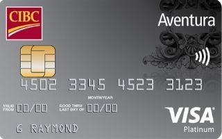 CIBC Aventura Visa Card review