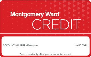 Montgomery Ward Credit review