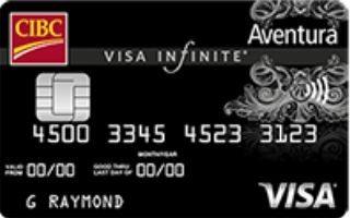 CIBC Aventura Visa Infinite Card review