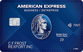 American Express Business Edge Card review