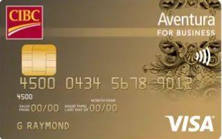 CIBC Aventura Visa Card for Business Plus