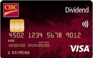 CIBC Dividend Visa Card for Students review