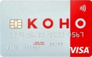 KOHO Joint Prepaid Card