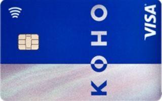 KOHO Premium Prepaid Card review