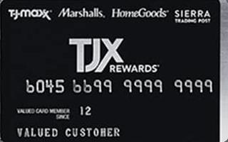 TJX Rewards® Credit Card review