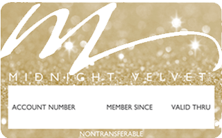 Midnight Velvet Credit