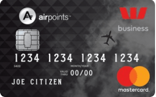 Westpac Airpoints Business Mastercard Review