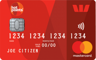Westpac hotpoints Mastercard Review