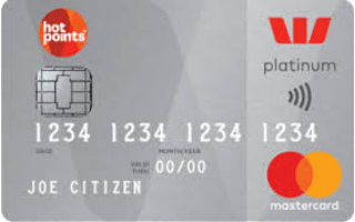 Westpac hotpoints Platinum Mastercard Review
