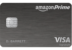 Amazon Prime Rewards Visa Signature Card logo