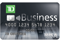 TD Business Solutions Credit Card logo