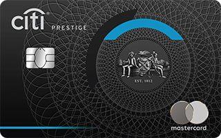 Citi Prestige Qantas Card
