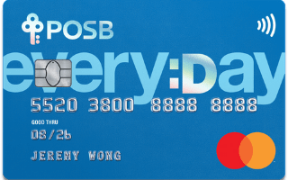 POSB Everyday Card Review