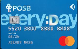 POSB Everyday Card image