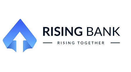Rising Bank High Yield Savings logo