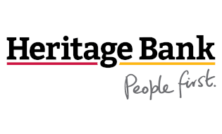Heritage Bank Club Cheque