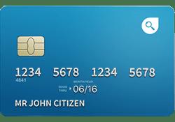 Discover it® Chrome Gas & Restaurant Card logo
