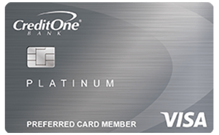 Credit One Bank® Unsecured Visa® with Cash Back Rewards review