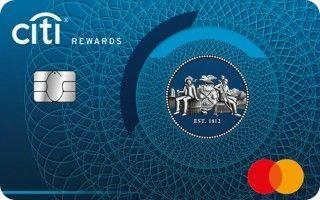 Citi Rewards Card – Balance Transfer Offer