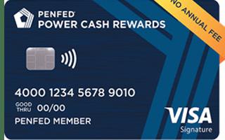 PenFed Power Cash Rewards Visa Signature® Card review