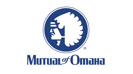 Mutual of Omaha burial insurance logo