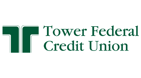 Tower Federal Credit Union Prime Share Savings account logo