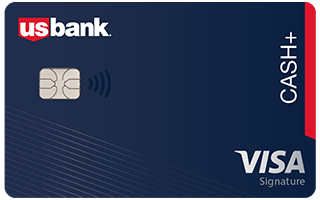 U.S. Bank Cash+™ Visa Signature® Card review