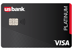 U.S. Bank Visa® Platinum Card logo