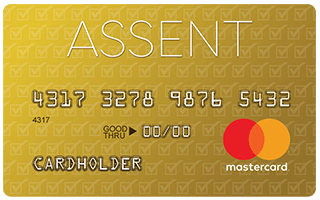 Assent Platinum 0% Intro Rate Mastercard® Secured Credit Card review