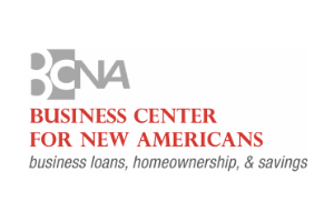 Business Center for New Americans business loans logo