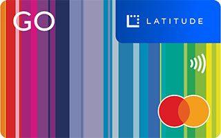 Latitude GO Mastercard