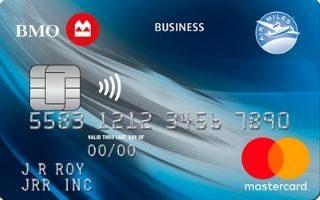 BMO Air Miles No-Fee Business Mastercard Review