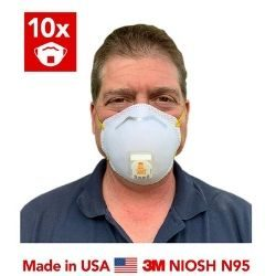 3M N95 Masks<br><small>10 - 80pcs</small> from DMB Supply