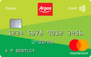 Argos Classic Mastercard review 2020