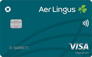 Aer Lingus Visa Signature® Credit Card review