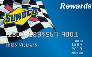 Sunoco Rewards Credit Card review