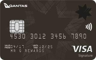 NAB Qantas Rewards Signature Card image