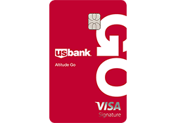 U.S. Bank Altitude® Go Visa Signature® Card logo