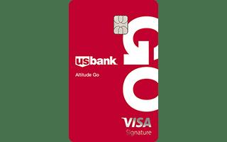 U.S. Bank Altitude® Go Visa Signature® Card Review