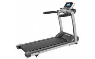 Life Fitness T3 Treadmill with Go Console image