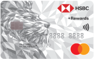 HSBC +Rewards™ Mastercard® review