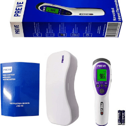 Preve Non Contact Medical IR Thermometer from Amazon