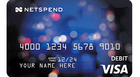 Review: NetSpend® Visa® Prepaid Card