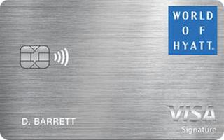 World of Hyatt Credit Card review