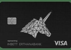 cred.ai Visa card logo